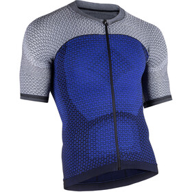 UYN Biking Alpha OW SS Shirt Herre medieval blue/sleet grey